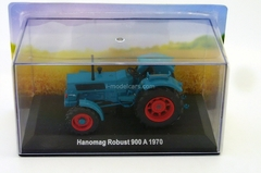 Tractor Hanomag Robust 900 A 1970 1:43 Hachette #88