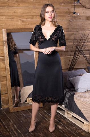 Сорочка женская  MIA-MIA Elegance Velvet Элеганс 12044