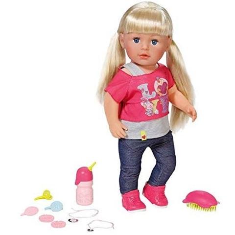 Беби Бон кукла Сестричка 43 см