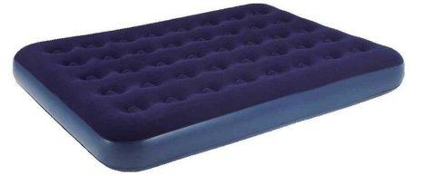 Надувная кровать Relax Flocked air bed KING без встр. Насоса 20256-5