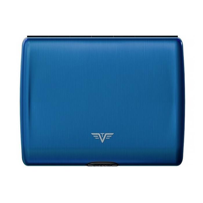 Кошелек-органайзер c защитой Tru Virtu RAY, цвет светло-синий , 130*102*23 мм