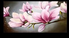 """Постер """"Нежные цветы"""""""