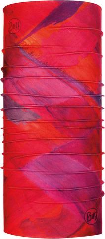 Бандана-труба летняя с защитой от насекомых Buff CoolNet Insect Shield Cassia Red