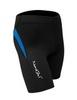 Мужские обтягивающие беговые шорты NordSki Premium (NSU152170) черные фото