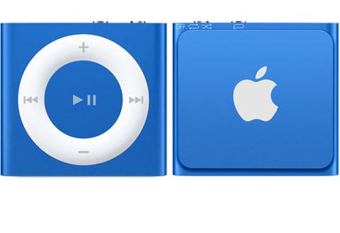 Apple iPod Shuffle 4 2Gb Blue купить в Перми