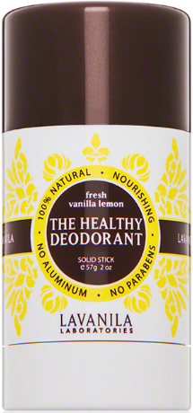 Lavanila The Healthy Deodorant Fresh Vanilla Lemon дезодорант