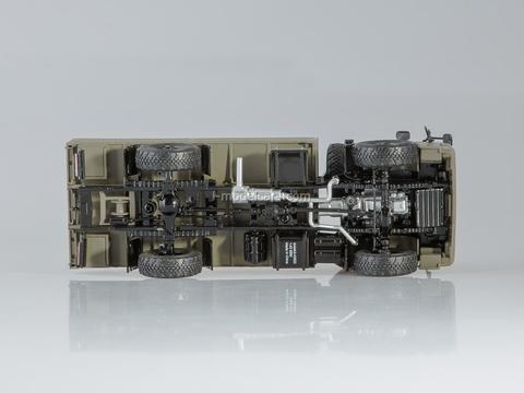 KAMAZ-43502 Mustang khaki 1:43 Start Scale Models (SSM)