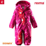 Зимний комбинезон Reima Rabbit 510195A-4831 berry pink