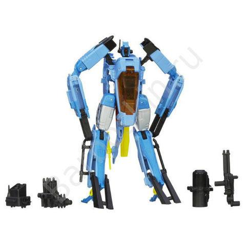 Трансформер Вояджер Автобот Вирл (Voyager Autobot Whirl) 3 в 1 Поколение Трансформеров - Transformers Generations 30th Anniversary, Hasbro