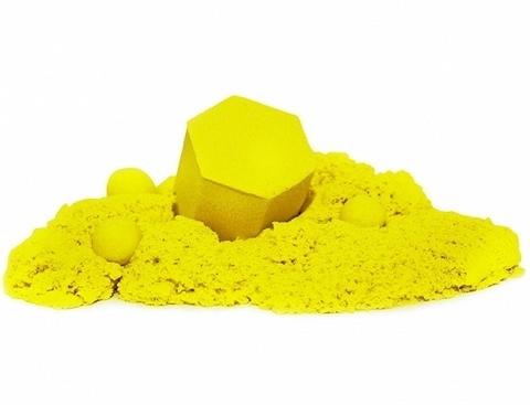 ZEPHYR (Зефир) - Солнечный Цып, кинетический пластилин желтый 300 гр
