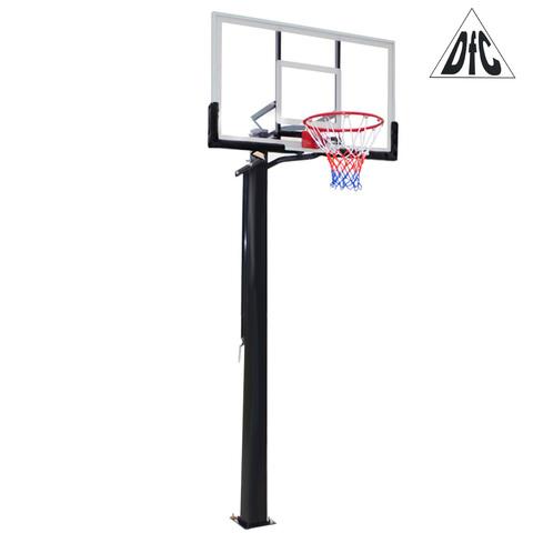 Стационарная баскетбольная стойка DFC ING56A