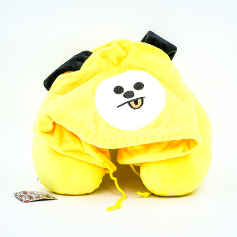 Подушка с капюшоном K-POP BTS Chimmy