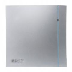 Лицевая панель для вентилятора S&P Silent 100 Design Silver