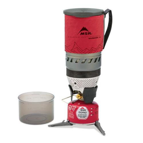 Газовая горелка  WindBurner 1,0 л
