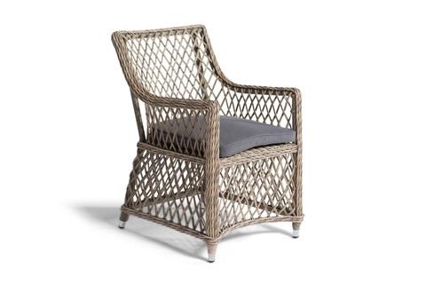 Кресло «Латте» из искусственного ротанга