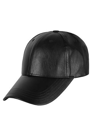 Кожаная кепка 1