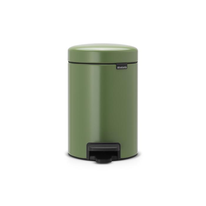 Мусорный бак newicon (3 л), Зеленый мох, арт. 113024 - фото 1