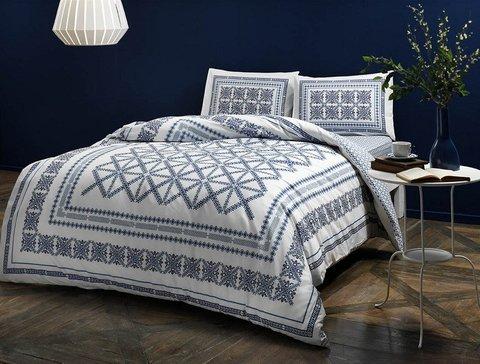 Комплект постельного белья Ранфорс 2-спальный