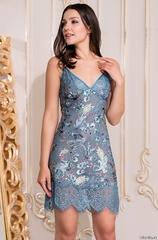 Сорочка женская ночная шелковая MIA-Amore  VIRGINIA ВИРДЖИНИЯ 3270