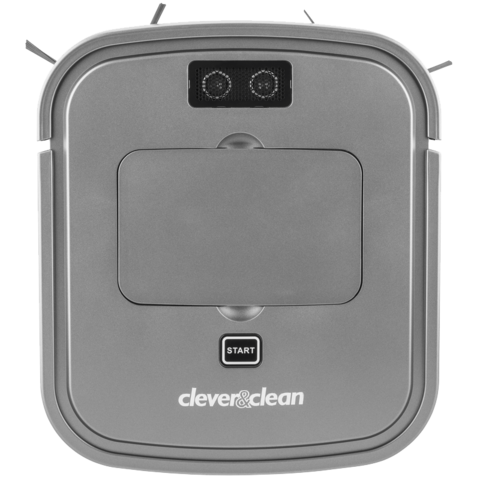 Робот-пылесос CleverClean SLIM-series VRpro 01