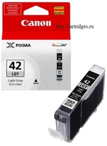 Картридж Canon CLI-42LGY / 6391B001
