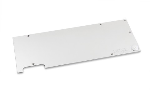 EK-FC1080 GTX Ti Backplate - Nickel