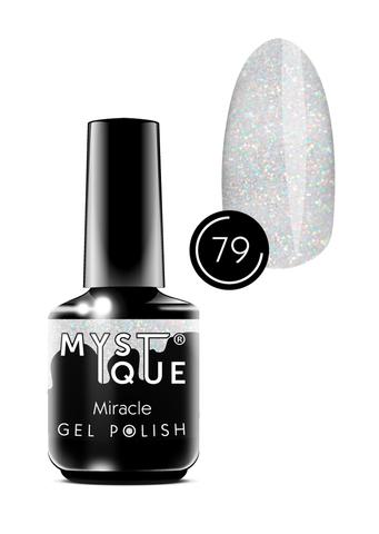 Mystique Гель-лак #79 «Miracle» 15 мл