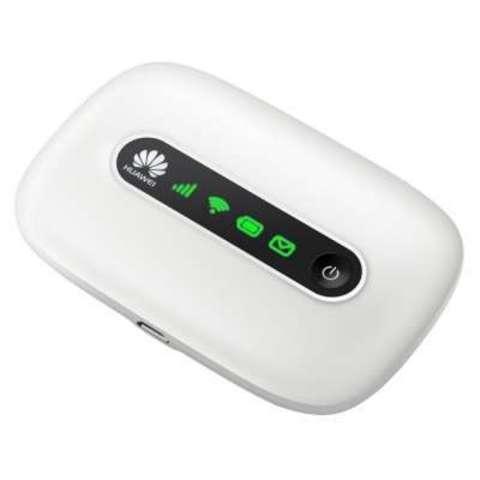 Huawei E5220 3G/Wi-Fi мобильный роутер (любая СИМ)