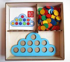 Развивающая игрушка Умное облачко
