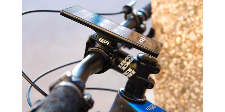 Набор для велосипеда универсальный SP Connect Bike Bundle Universal пример использования