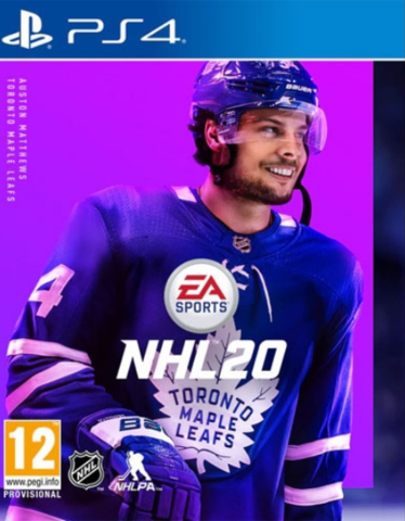 Sony PS4 NHL 20 (русская версия)