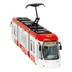 Dickie Городской трамвай, 46 см, красный (3315105)