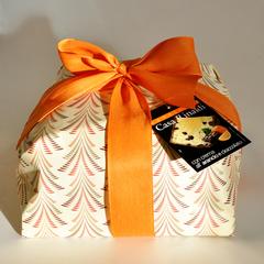 Кулич с апельсиново-шоколадным кремом Casa Rinaldi 750 г