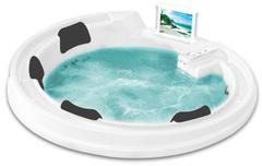 Акриловая ванна Gemy G9090 O