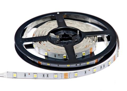 Лента светодиодная SMD5050-30-20-12-72-6400 30LED/м, IP20, 12В, 7.2Вт, 6400К, (У) TDM