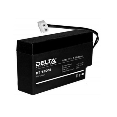 DT 12008 (T13) аккумулятор 0.8Ач 12В Delta