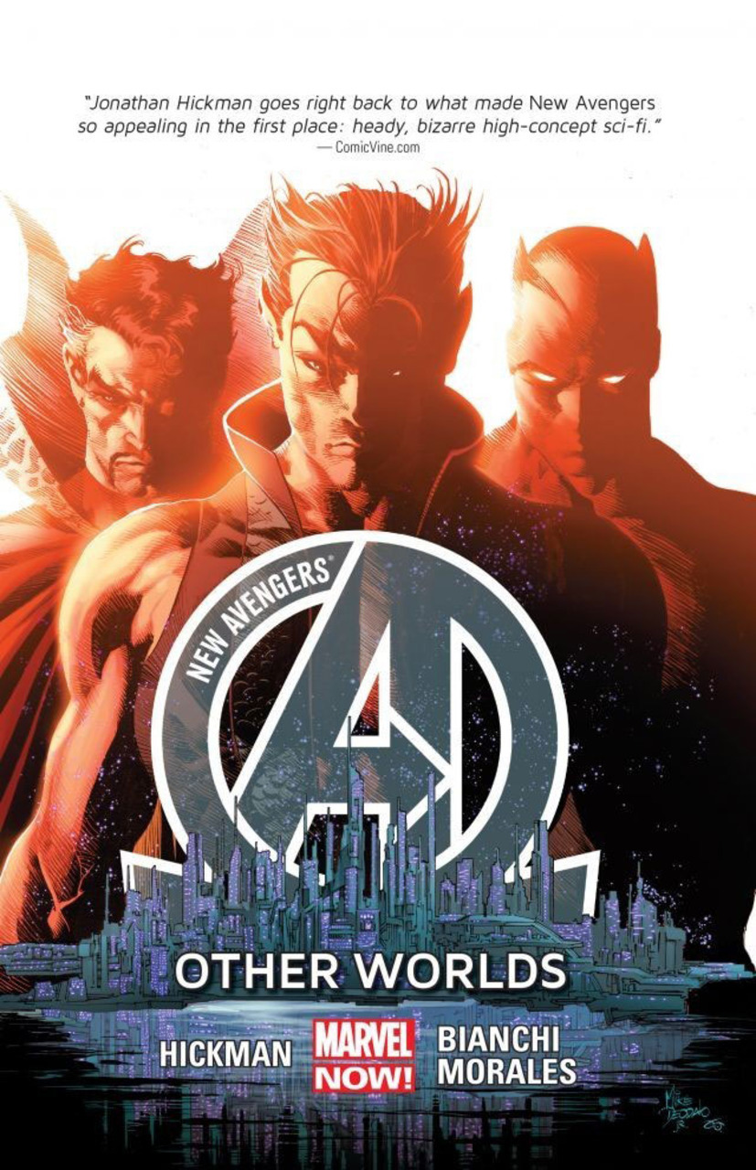 New Avengers TPB #3 Other Worlds (Marvel Now)