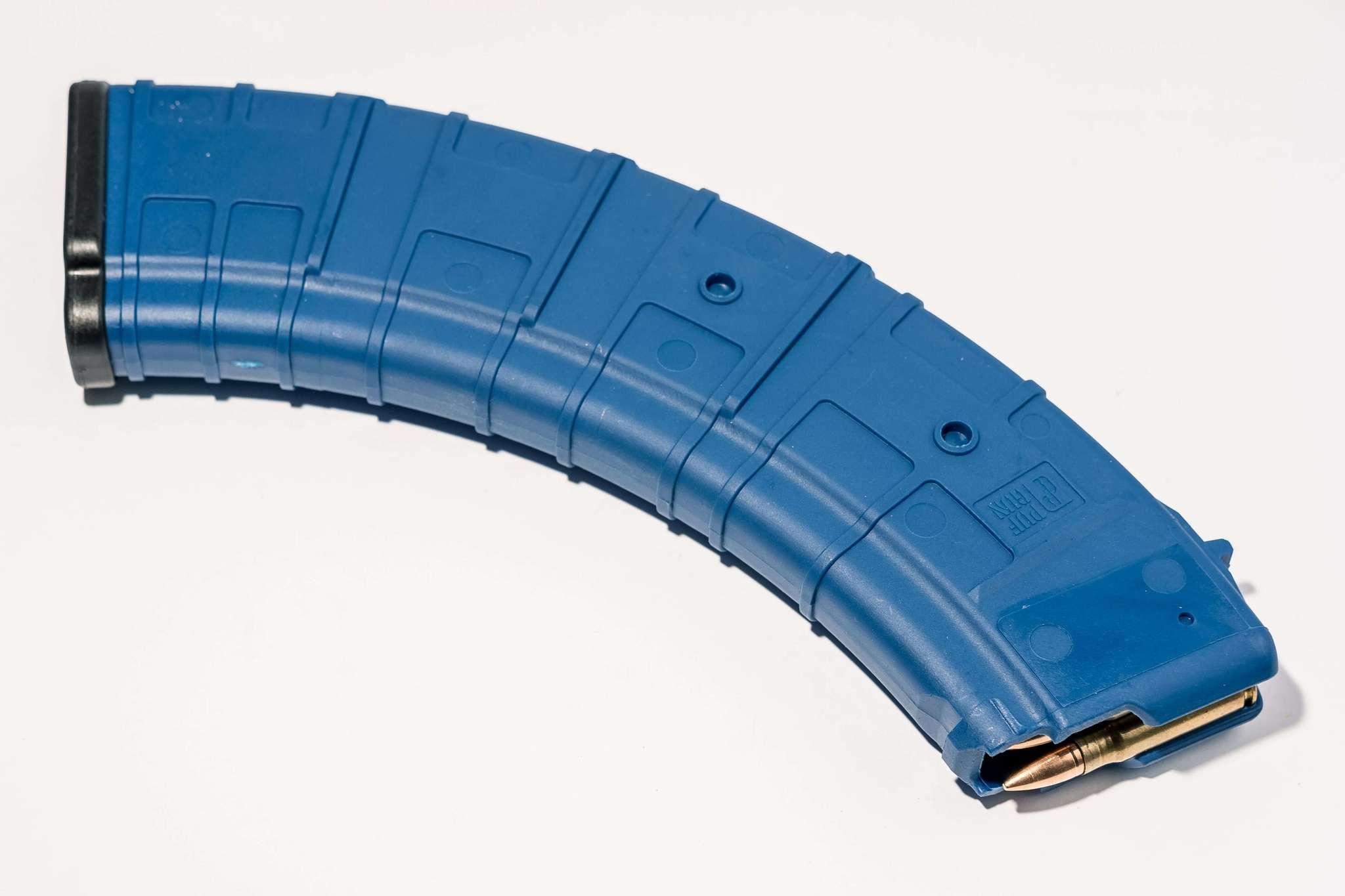 Купить Магазин Pufgun для ВПО-136 ВПО-209 7.62x39 на 40 патронов