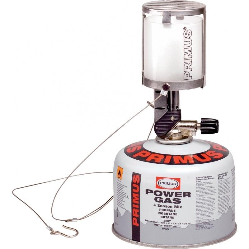 Газовая лампа Micron Lantern glass