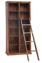 Библиотека Secret De Maison Luberon (mod 18) — дерево палисандр/металл