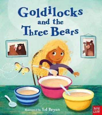 Kitab Fairy Tales: Goldilocks and the Three Bears | Ed Bryan