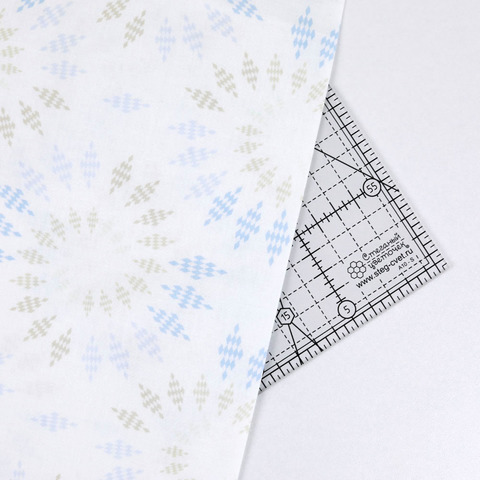 Ткань для пэчворка, хлопок 100% (арт. TT0204)