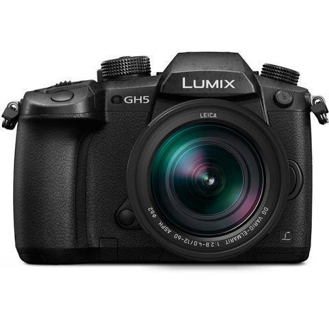 Panasonic Lumix DC-GH5 Kit 12-60mm (Black)