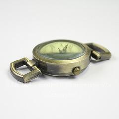 Основа для часов 48х29 мм (цвет - античная бронза)