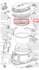Крышка для мультиварки Moulinex (Мулинекс) - SS-994491