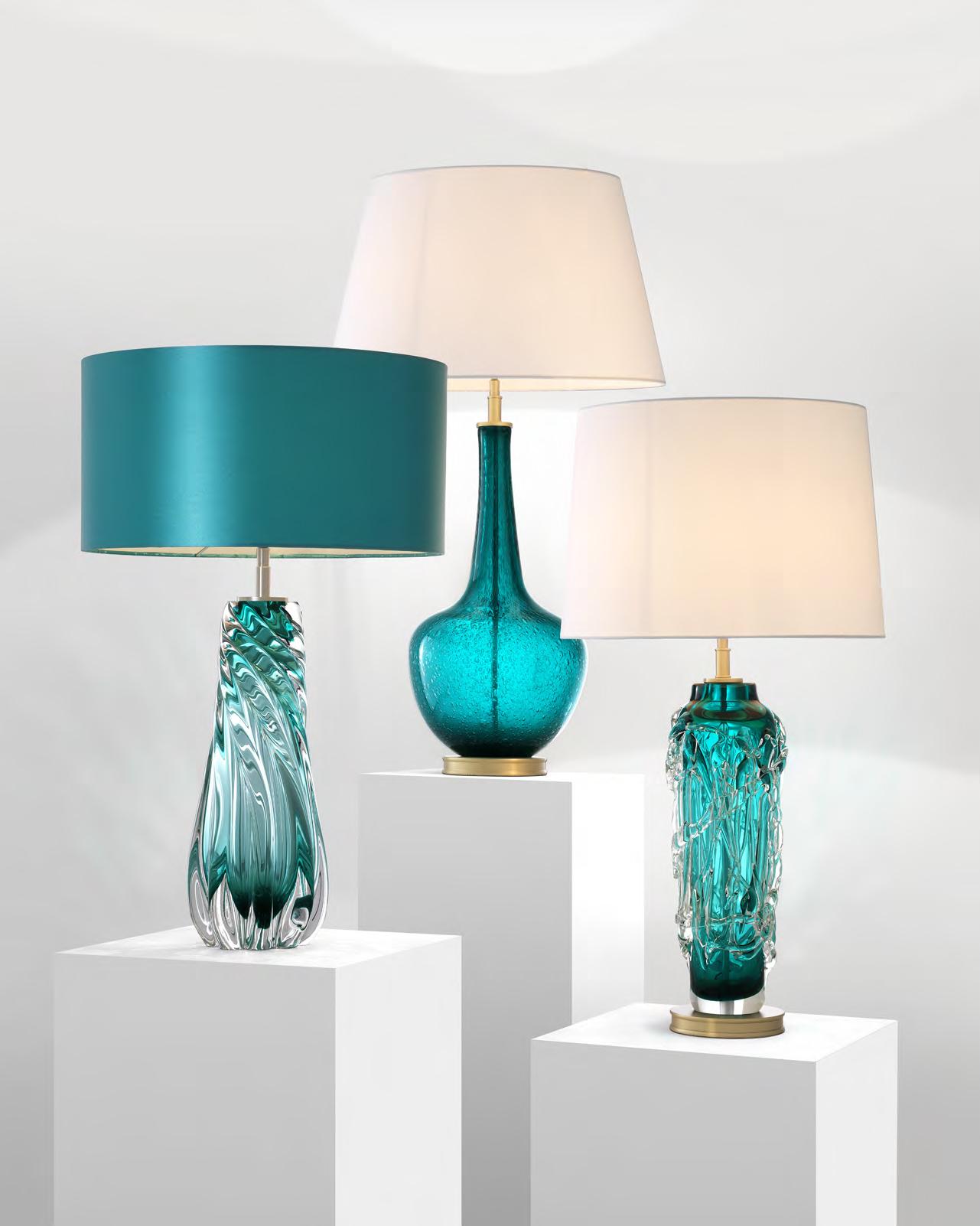 Настольная лампа Eichholtz 111601 Massaro