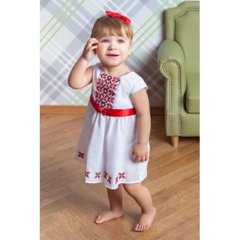 ПЛ124 Платье для девочки