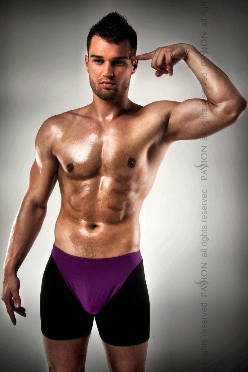 Мужское белье: Боксеры с открытыми ягодицами