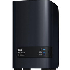 Сетевой накопитель Western Digital WD My Cloud EX2 Ultra 8TB 2-Bay Personal Cloud Storage Server (2 x 4TB)