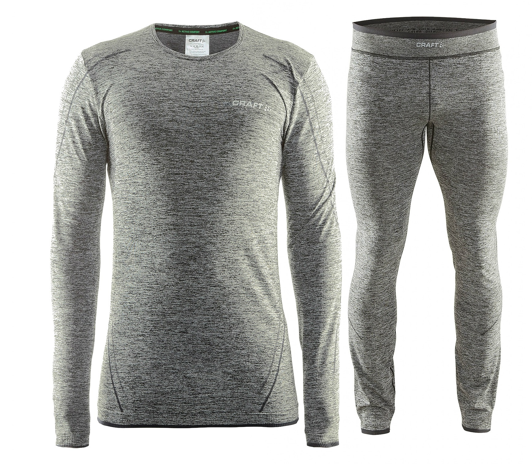 Комплект термобелья мужской Craft Comfort (black)
